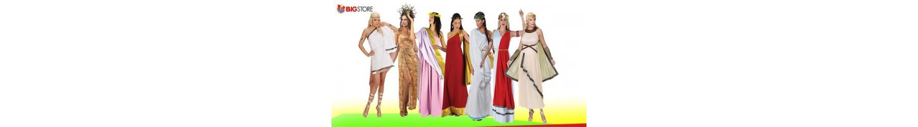 Αποκριάτικες στολές Αρχαία Ελλάδα για Γυναίκες σε όλα τα σχέδια