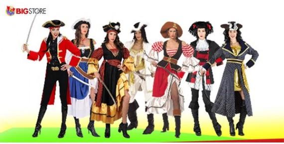 Στολές Πειρατίνας Κουρσάρισσας