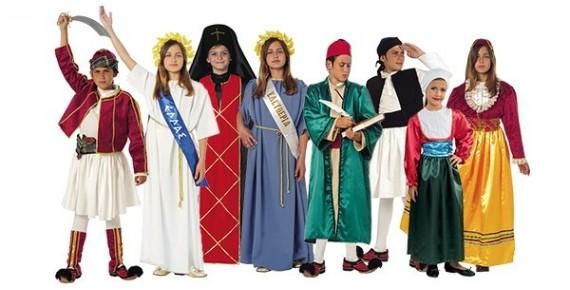Παραδοσιακές στολές Παραστάσεων