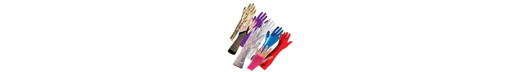 Αποκριάτικα γάντια σε διάφορα σχέδια, μεγέθη