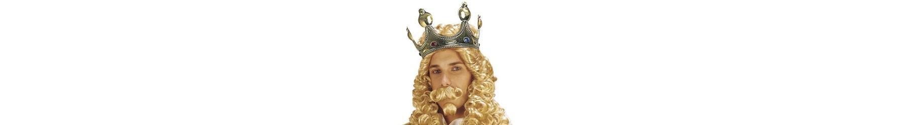 Αποκριάτικες Τιάρες, Ραβδιά, Στέμματα για Βασίλισσες και Πριγκίπισσες
