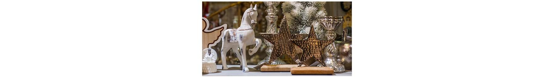 Χριστουγεννιάτικα επιτραπέζια διακοσμητικά