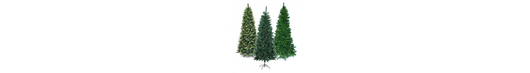 Δέντρα στενά - slim, μικρής διαμέτρου σε διάφορα σχέδια και χρώματα