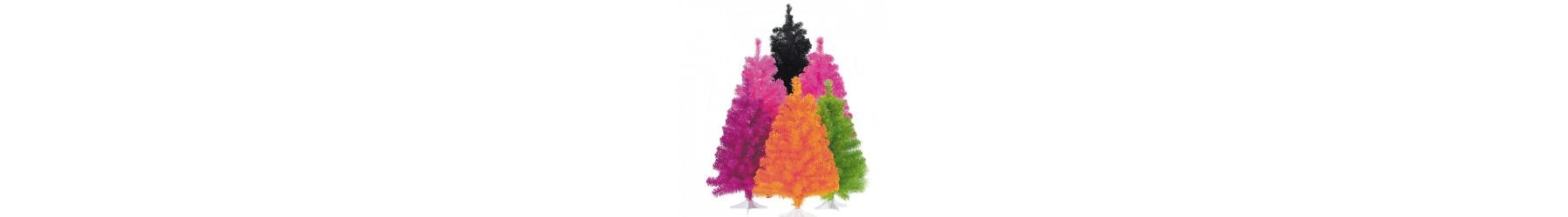 Χριστουγεννιάτικα πολύχρωμα δέντρα  σε μεγάλη ποικιλία