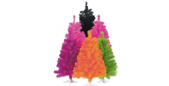 Χρωματιστά Δέντρα