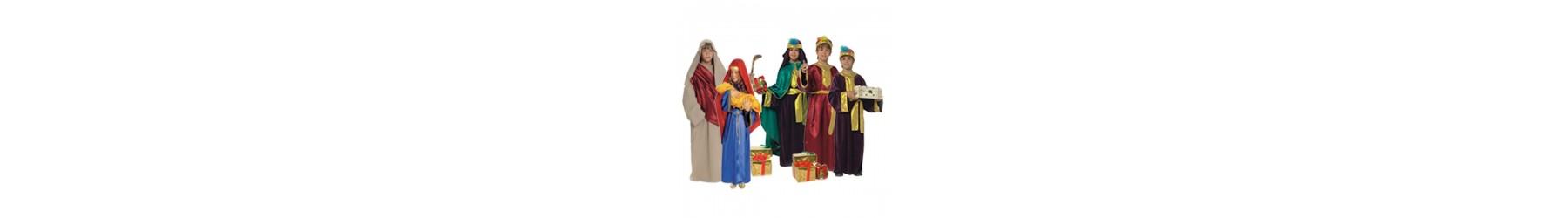 Χριστουγεννιάτικες παιδικές στολές παραστάσεων