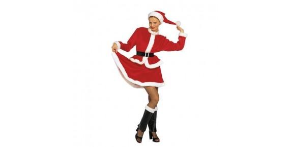 Χριστουγεννιάτικες στολές  γυναικείες