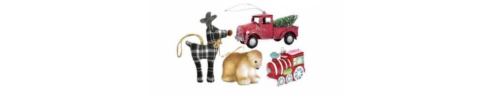 Χριστουγεννιάτικα παιδικά στολίδια & bebe σε πολλά σχέδια