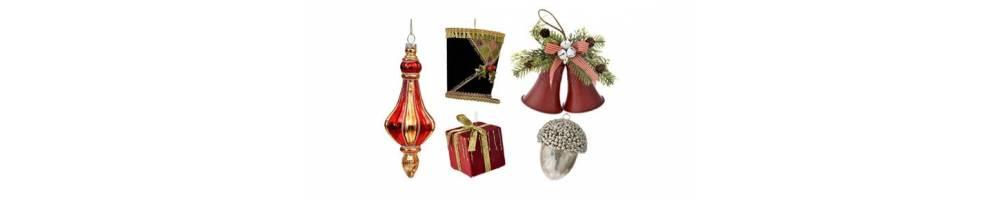 Παραδοσιακά Χριστουγεννιάτικα στολίδια διακόσμησης