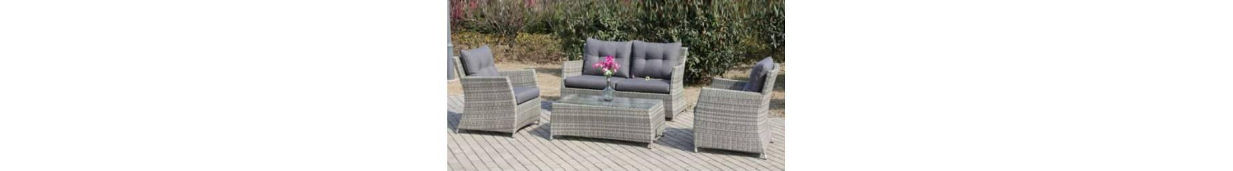 Καθιστικά και σαλόνια κήπου και βεράντας από Rattan Wicker