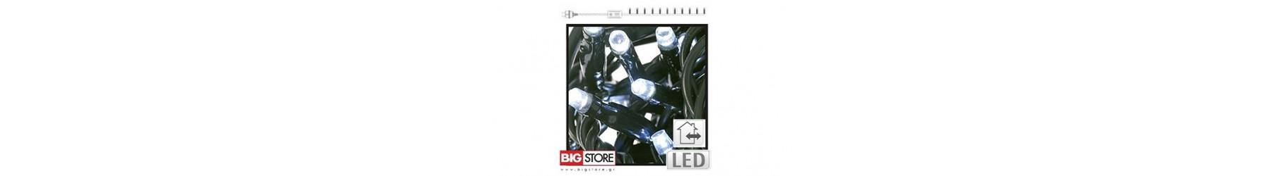Led φωτάκια - λαμπάκια με πρόγραμμα εναλλαγής φωτισμού