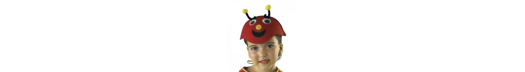 Αποκριάτικα Καπέλα για παιδιά