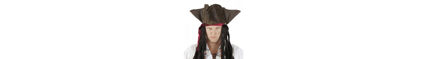Αποκριάτικα Καπέλα για Πειρατή και Ιππότη