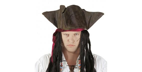 Καπέλα πειρατή - Ιππότη