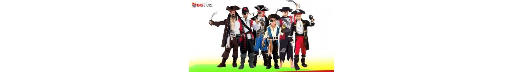 Αποκριάτικες Στολές Πειρατών και Κουρσάρων για αγόρια