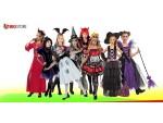Halloween Αποκριάτικες στολές Μάγισσας Βαμπίρ