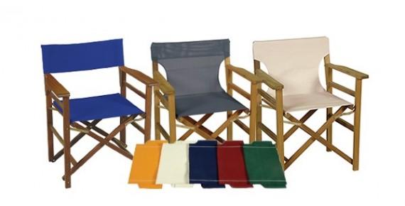 Πανιά καρέκλας σκηνοθέτη