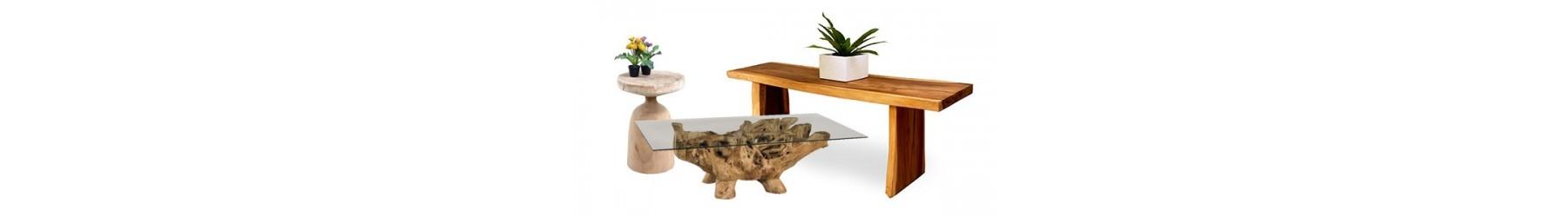 Τραπέζια με υψηλή σχεδιαστική αντίληψη στην αρχιτεκτονική εφαρμογή.