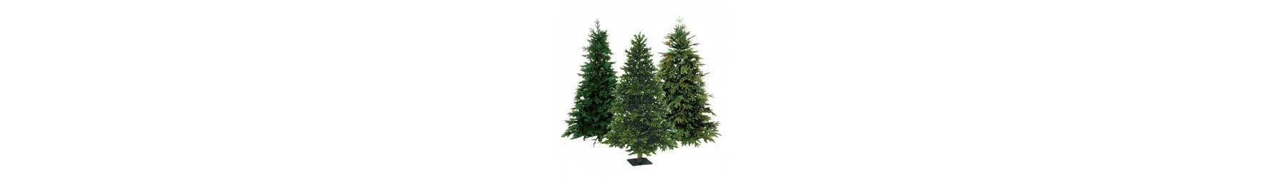 Παραδοσιακά Χριστουγεννιάτικα δέντρα Plastic PVC