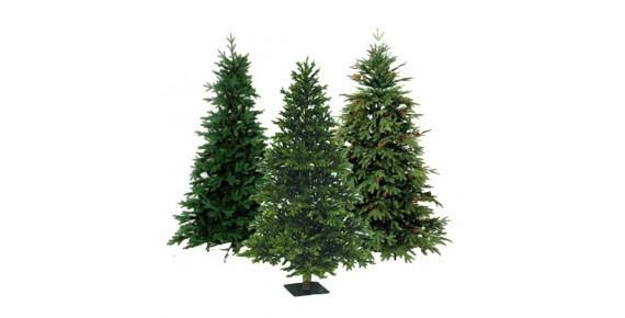 Παραδοσιακά δέντρα Plastic pvc