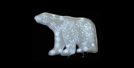 Φωτιζόμενες Αρκούδες & Πιγκουινοι