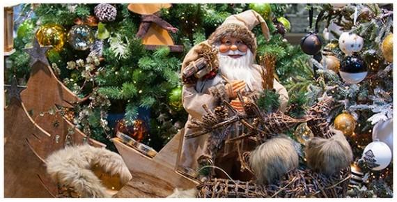 Διακοσμητικός Άγιος Βασίλης