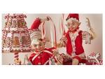 Χριστουγεννιάτικες κούκλες, αρλεκίνοι, ξωτικά