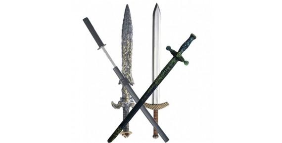 Αποκριάτικα Σπαθιά-Μαχαίρια