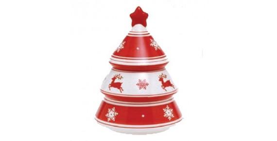Χριστουγεννιάτικες μπισκοτιέρες