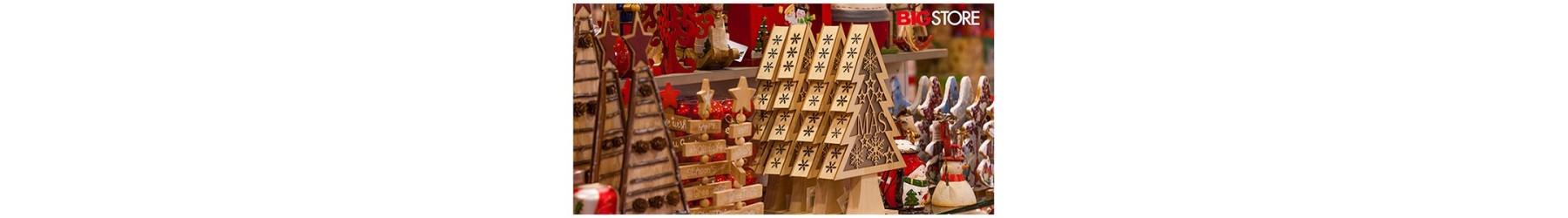 Χριστουγεννιάτικα διακοσμητικά δεντρα σε διάφορα σχέδια