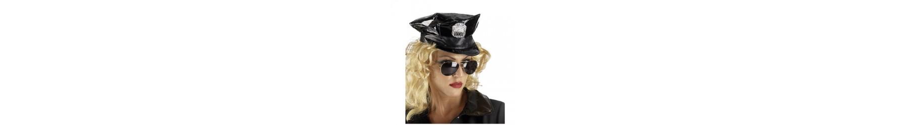 Αξεσουάρ για αποκριάτικες στολές αστυνομικού και Γκάνκστερ
