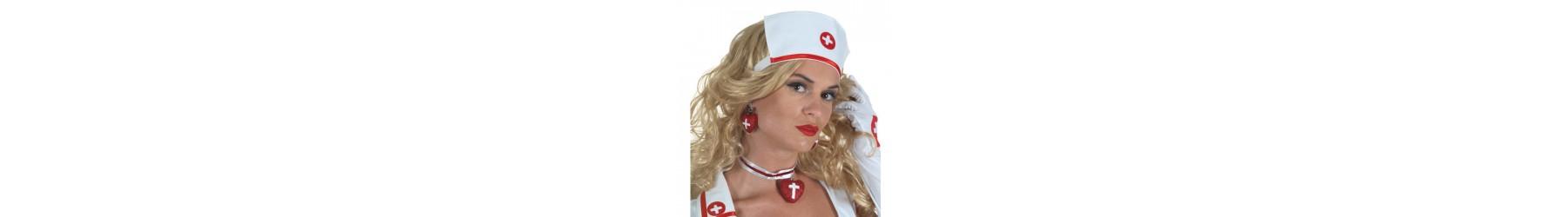Αξεσουάρ για αποκριάτικες στολές νοσοκόμας και γιατρού
