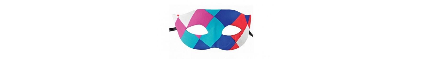 Αποκριάτικες μάσκες για τα μάτια