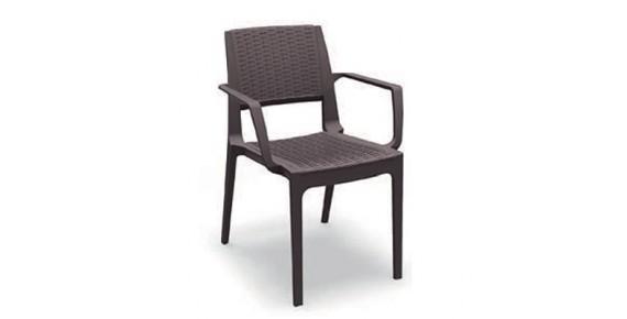 Καρέκλες κήπου PVC