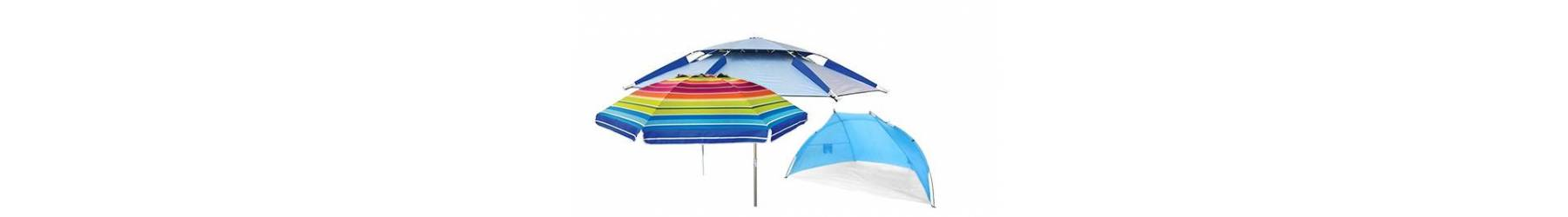 Ομπρέλες για τη παραλία και το camping
