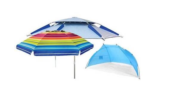 Ομπρέλες παραλίας - θαλάσσης